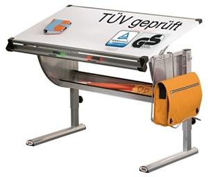 Links 99800650 TÜV-geprüfter Schreibtisch