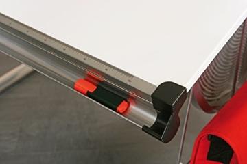 Links 99800650 TÜV-geprüfter (GS-Zeichen) Schreibtisch hhenverstellbar (62-93 cm) wei - 3