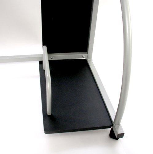 jugend schreibtisch computertisch b rotisch ohio ii ca 90x115x55cm schwarz 4. Black Bedroom Furniture Sets. Home Design Ideas