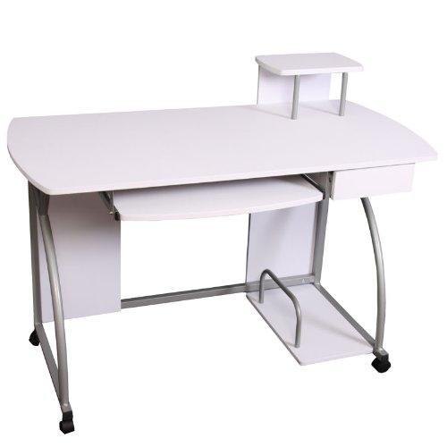 jugend schreibtisch computertisch b rotisch ohio ii ca 90x115x55cm wei 6. Black Bedroom Furniture Sets. Home Design Ideas