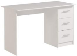 """Parisot Schreibtisch """"Jerry"""" Weiß - 1"""